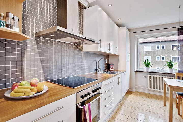 2 room apartment with lovely balcony - Lund