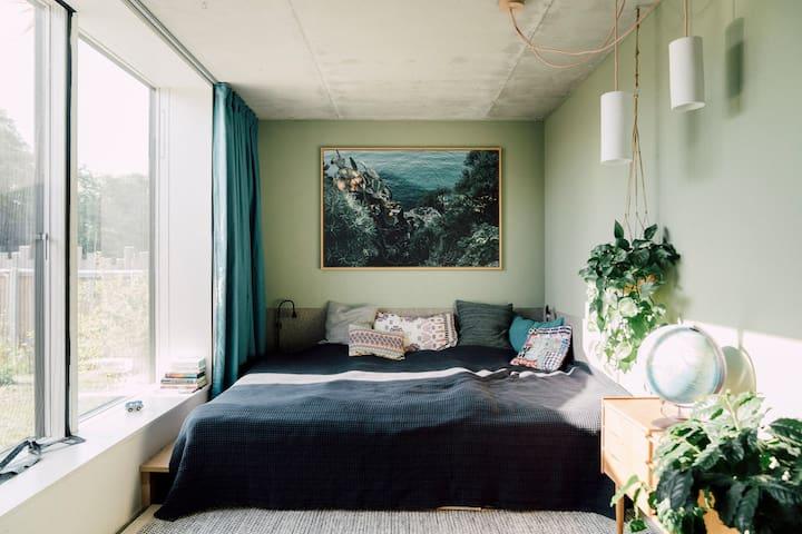 Schlafzimmer Erdgeschoss - Sleeping room ground floor