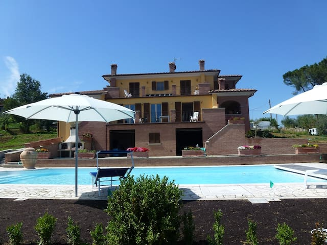 VILLA BACCUS lovely apartment - Marciano - Byt