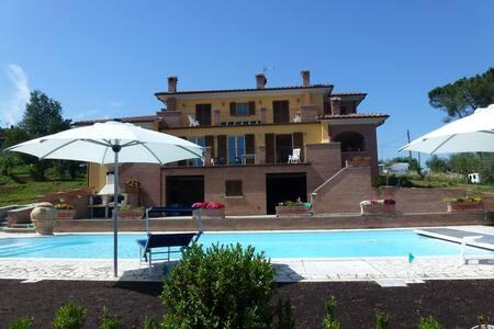 VILLA BACCUS moderne Wohnung - Marciano - Wohnung