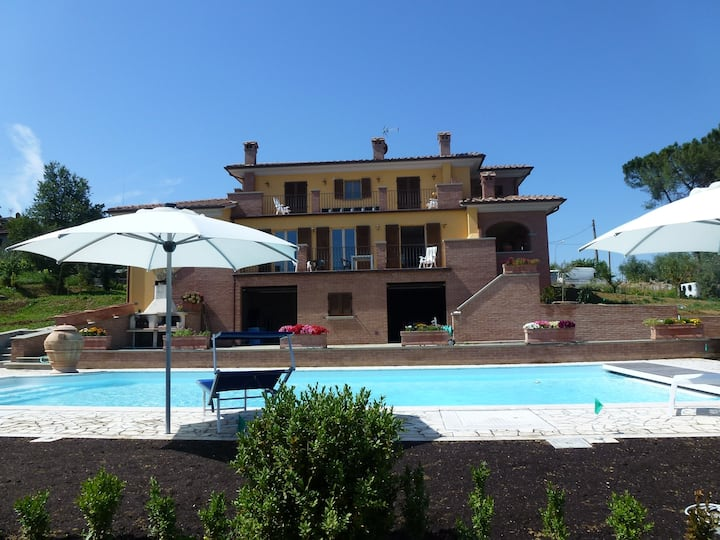 VILLA BACCUS lovely apartment