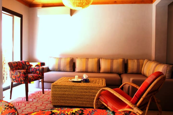 Comfortable apart. in city center - Marrakesh - Apartment