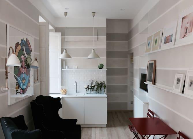 BRERA - entire apartment & terrace