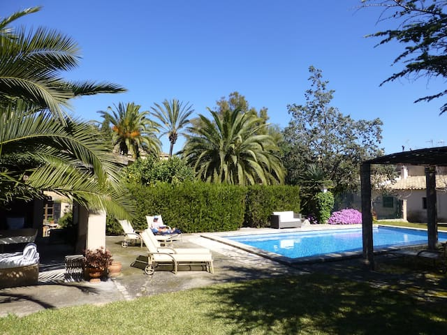 Apartments in historischer Finca - Algaida - Appartement