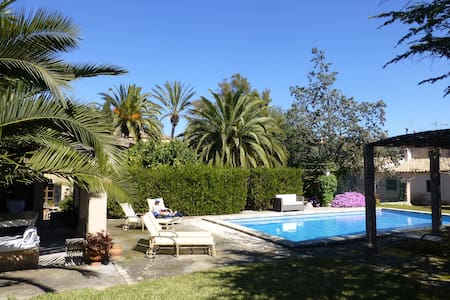 Apartments in historischer Finca - Algaida
