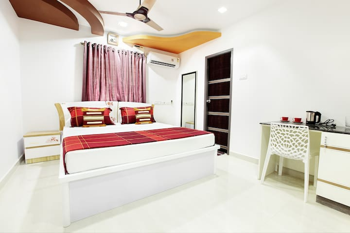 Jasminepark Serviced Apartments - Chennai - Apartamento