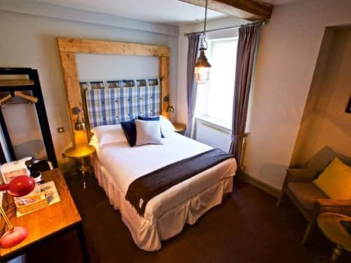 Double Room Deluxe at Woodstock Arms