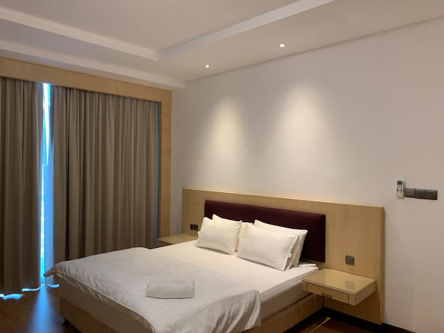 IMPERIAL SUITES 1207@ Homestay City view 帝宫公寓
