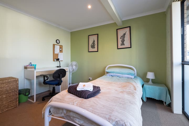 Cosy single bedroom in suburbs - Mansfield - Casa
