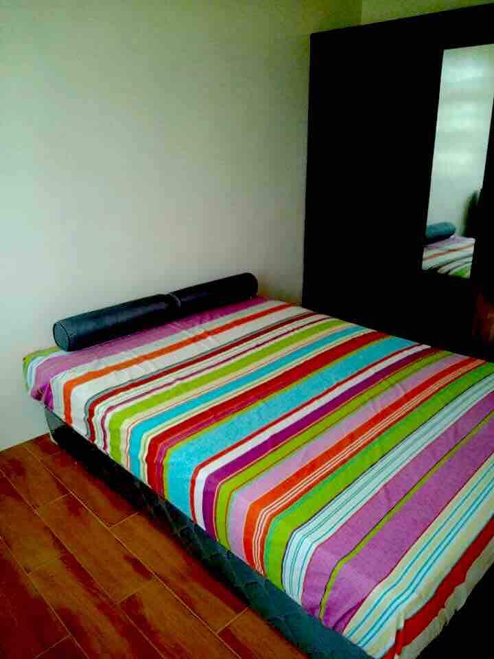 Davao 2 Bedroom Unit with Wifi