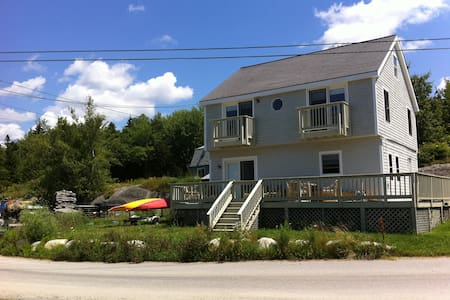 Waterview home in Phippsburg, Maine - Phippsburg