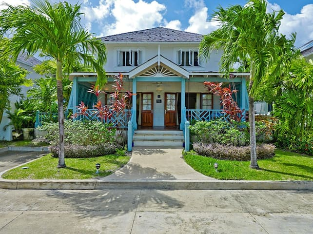 Blue Moon Villa West Coast Barbados