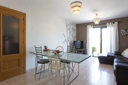 Alquiler amplio apartamento - Binissalem - Wohnung