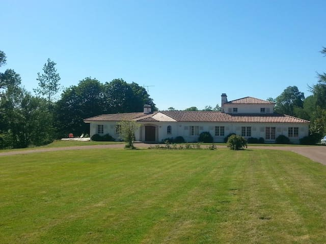 La Roche Faudoin - saint révérend - Casa