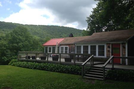 Beautiful Catskills Getaway - Margaretville