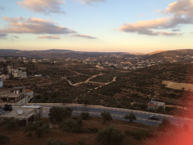 Beirzeit Mountain - Ramallah