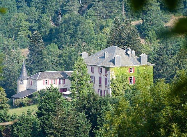 Le Muratel - Maison de famille XIXe - Castelnau-de-Brassac - Linna