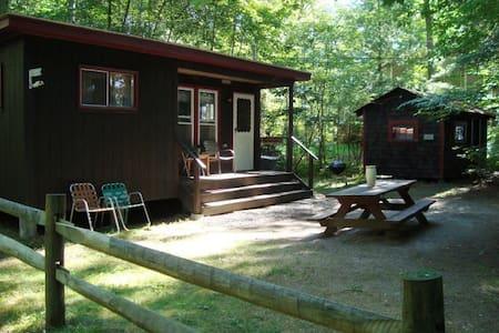 Ellis -Lakeside Cabin on Beach Pond - Voluntown