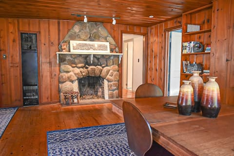 Century-plus Summer Cabin  - The Perfect Getaway!