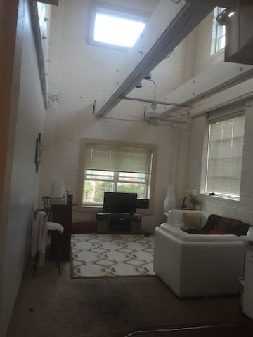 BEAUTIFUL Two Story Loft - Cleveland - Apartment