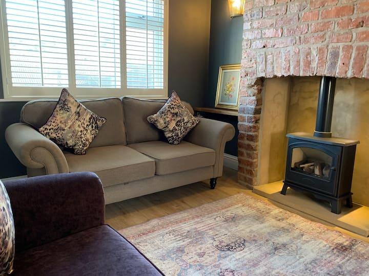 Griff Cottage, luxury holiday cottage Skinningrove