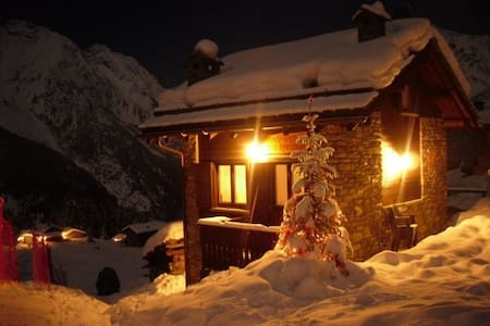 "Baita Chalet  in Valtellina  ""Beata Solitudo"""