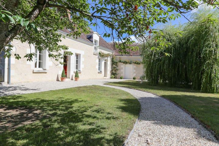 La Briardière - Chédigny - Dům