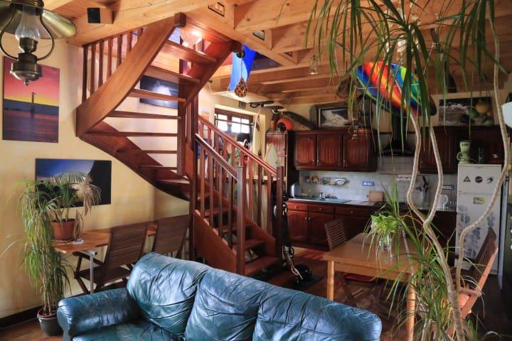 Maison atypique Crozon-Morgat - Crozon - Hus