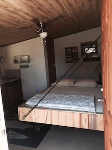Cabin by the fishing pond - Stayton - Hytte