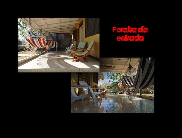 """Casa Playa """"La Caracola"""" Nicaragua. - Playa Pochomil, Nicaragua. Hotel Ticomo 500mts al sur-este, 50mts al norte y 50mts al oeste. - Huis"""