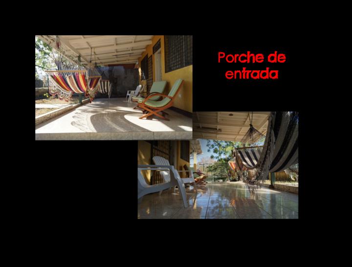 "Casa Playa ""La Caracola"" Nicaragua."