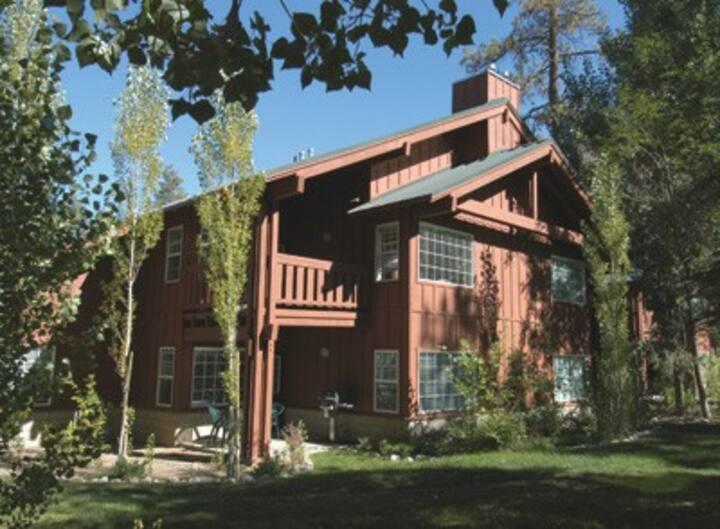 California (S)-Big Bear Resort Studio Condo