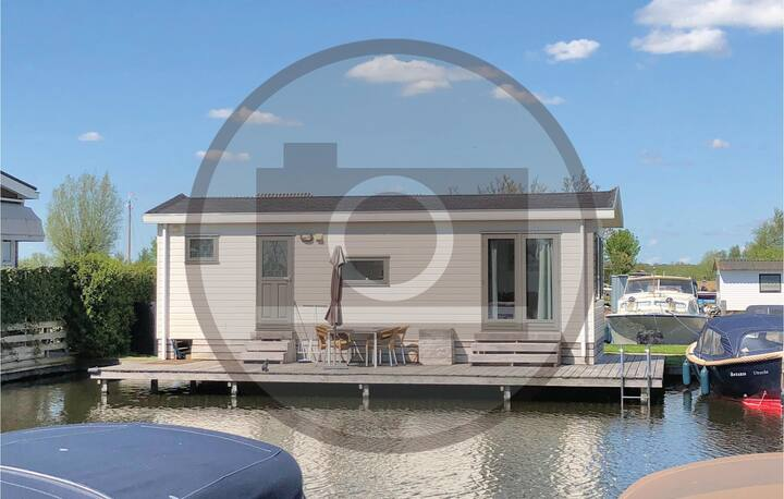 Nice home in Breukelen with WiFi and 2 Bedrooms