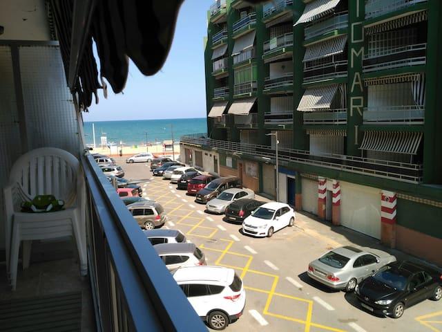 Apto. 2 habitaciones en la playa - València, Comunidad Valenciana, ES - Appartement