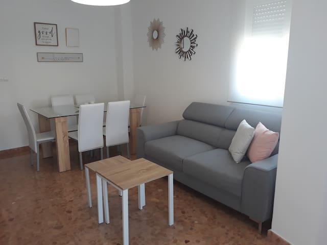 Apartamento en Granada. La Palmera