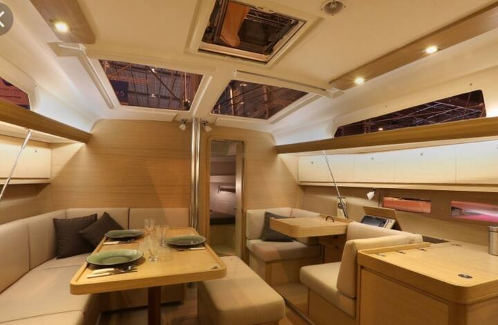 Bed & Boat, Barcelona.