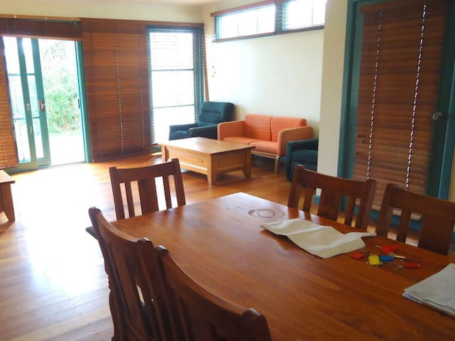 Private single occupancy room in Oakleigh - Oakleigh - บ้าน