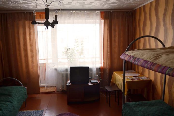 Квартира на сутки   в городе- спутнике Смолевичи
