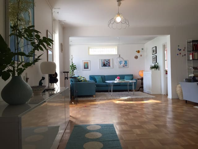 Big house close to Malmö/Copenhagen - Hjärup