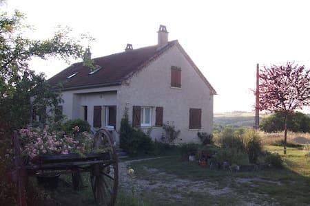 Maison familiale 150m² prox. Cahors - Cieurac