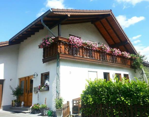 Ferienwohnung im Grünen - Neustadt (Wied) - Apartament