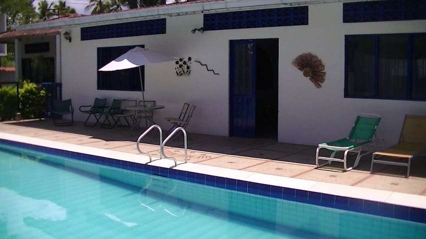 Quinta.Garden.Private Pool.Barbecue - Tocaima - House