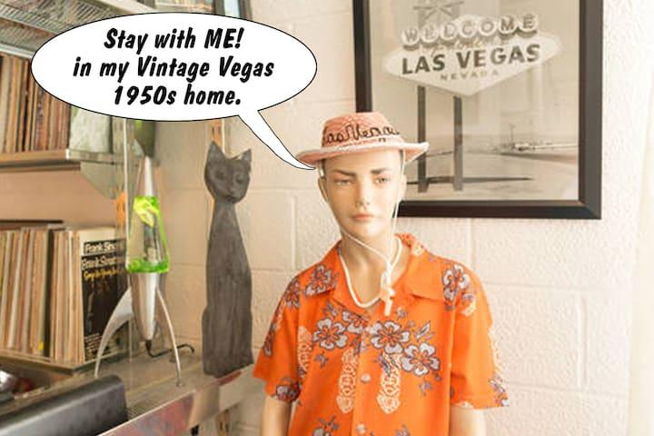 Single Daybed in a Holistic Peaceful Retreat House - Las Vegas - Casa