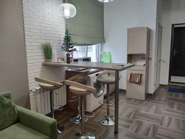 """Апартаменты рядом с черным морем """"у Тарасовых"""""""