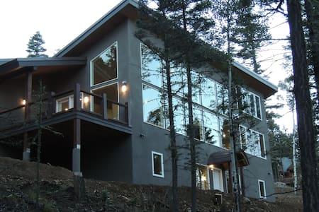 Luxury Modern Mountain Home - Angel Fire - Casa