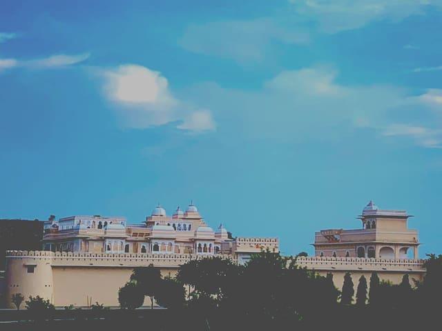 Prithvi Vilas, Mukundara, Kota.