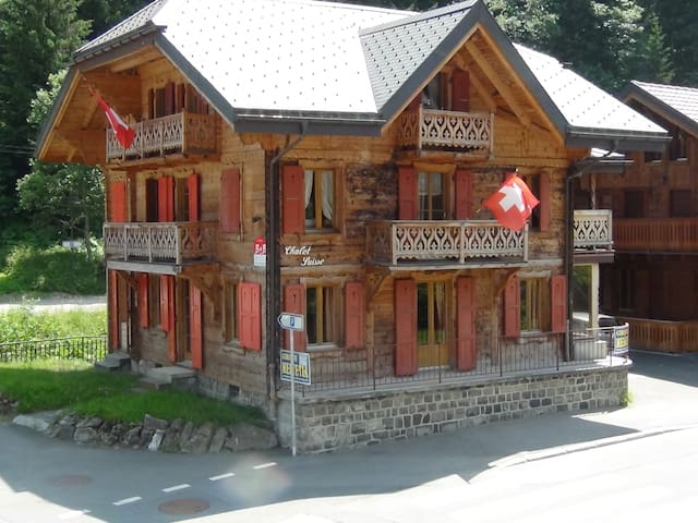 Chalet Suisse - Troistorrents