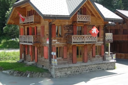 Chalet Suisse - Troistorrents - Bed & Breakfast