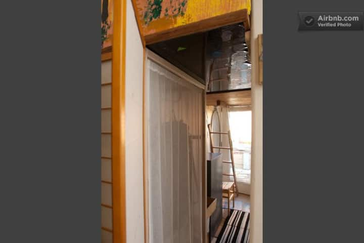 Tatami loft @TCM/integrativehealing space-1yd wide