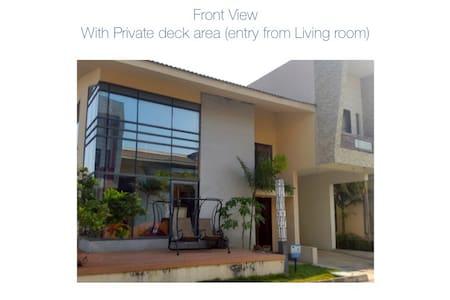Modern Villa at Paddur - Padur